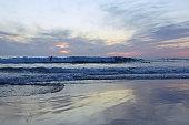 Newport Beach Summer Sunset