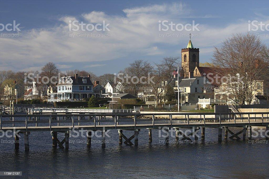 'Newport, Rhode Island' stock photo