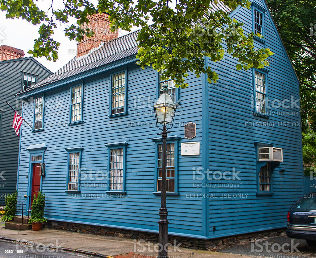 Newport, Rhode Island stock photo