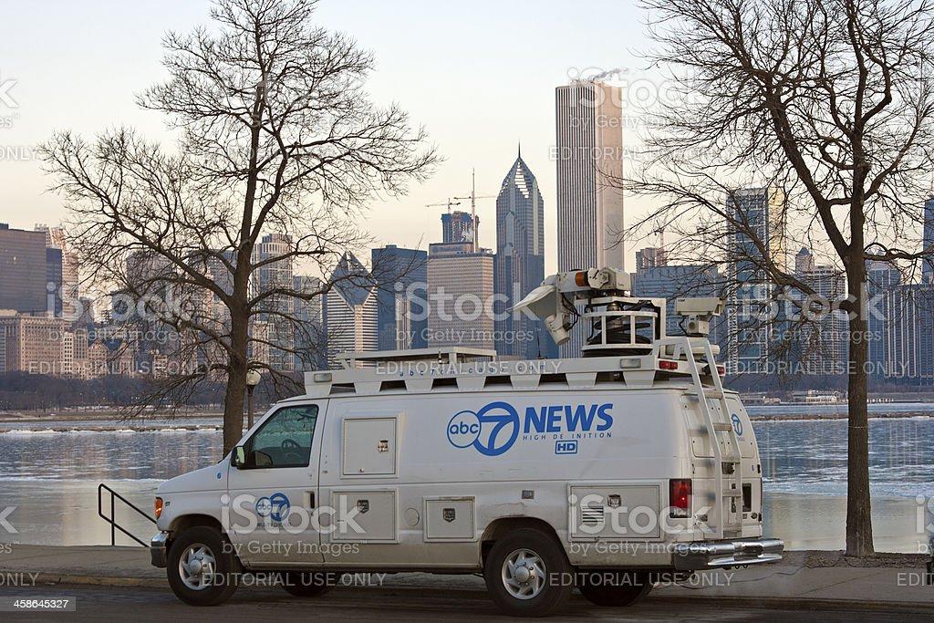 ABC7 News stock photo