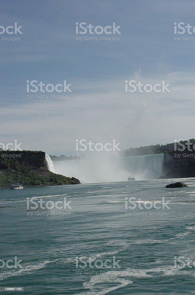 Niagara Falls 6 royalty-free stock photo