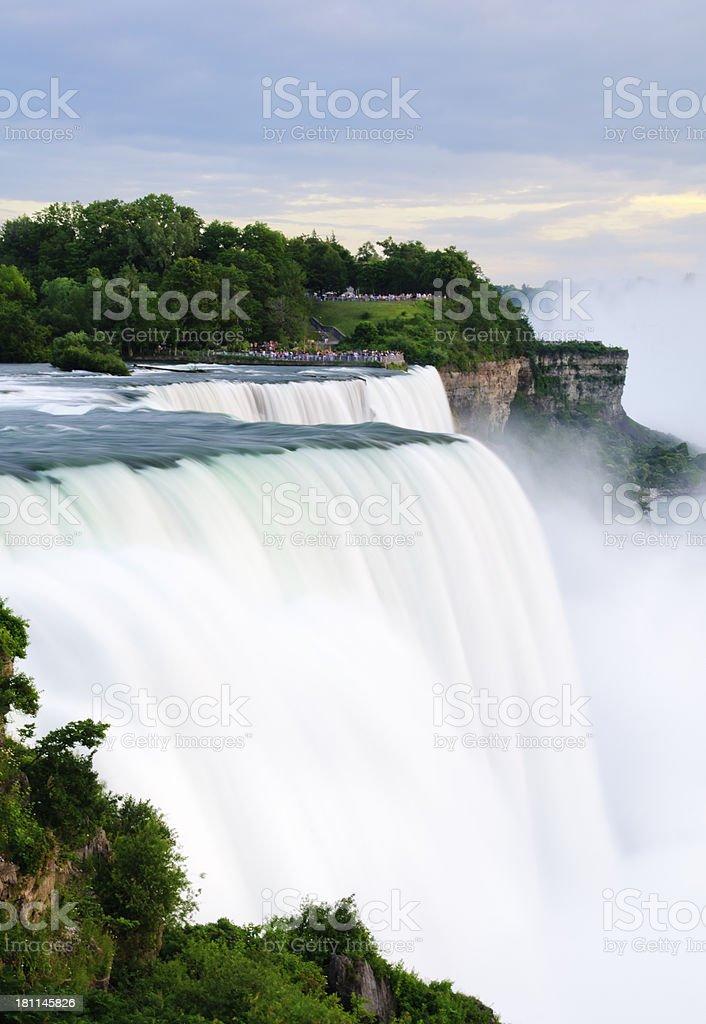 Niagara Falls royalty-free stock photo
