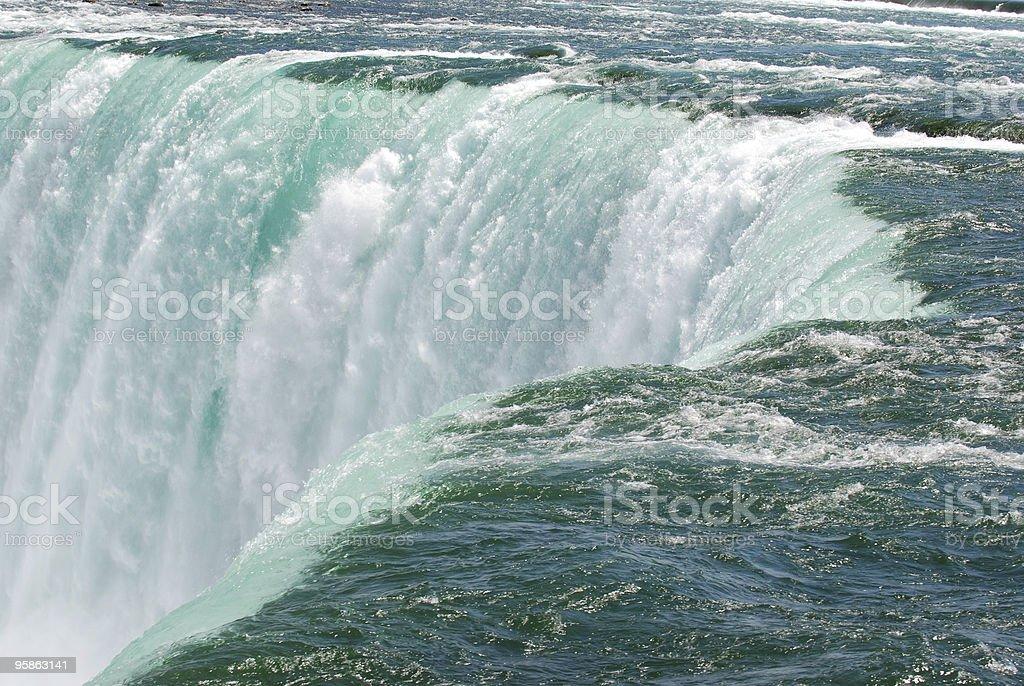 Niagara waterfalls royalty-free stock photo