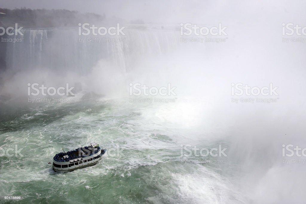 Niagra Falls stock photo