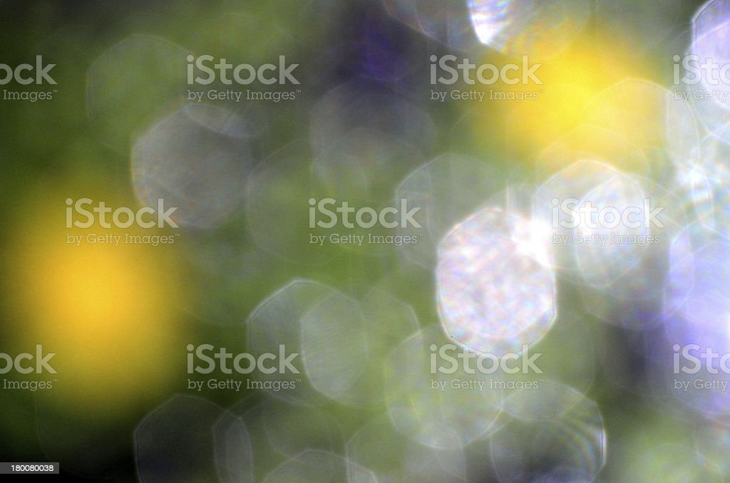 Nice abstract bokeh background royalty-free stock photo
