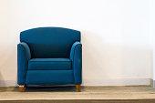 Nice and luxury leather sofa