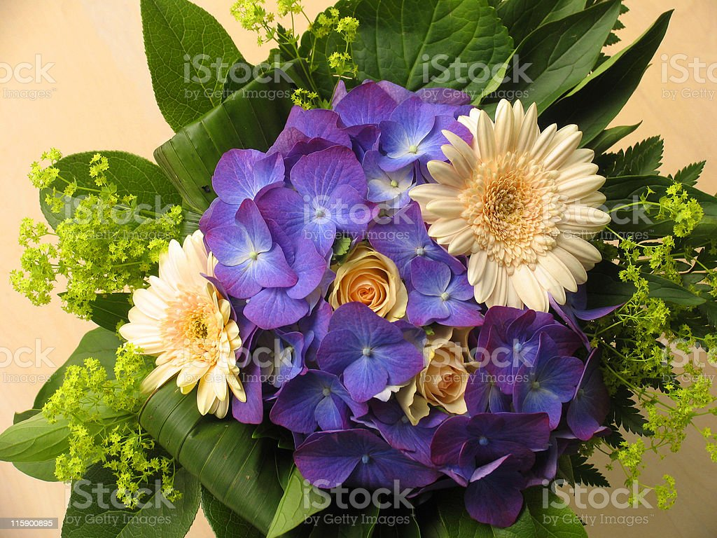 Nice bouquet royalty-free stock photo