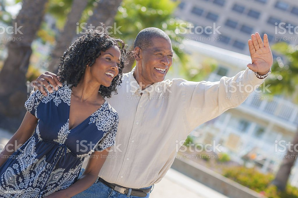 Nice Coiple royalty-free stock photo