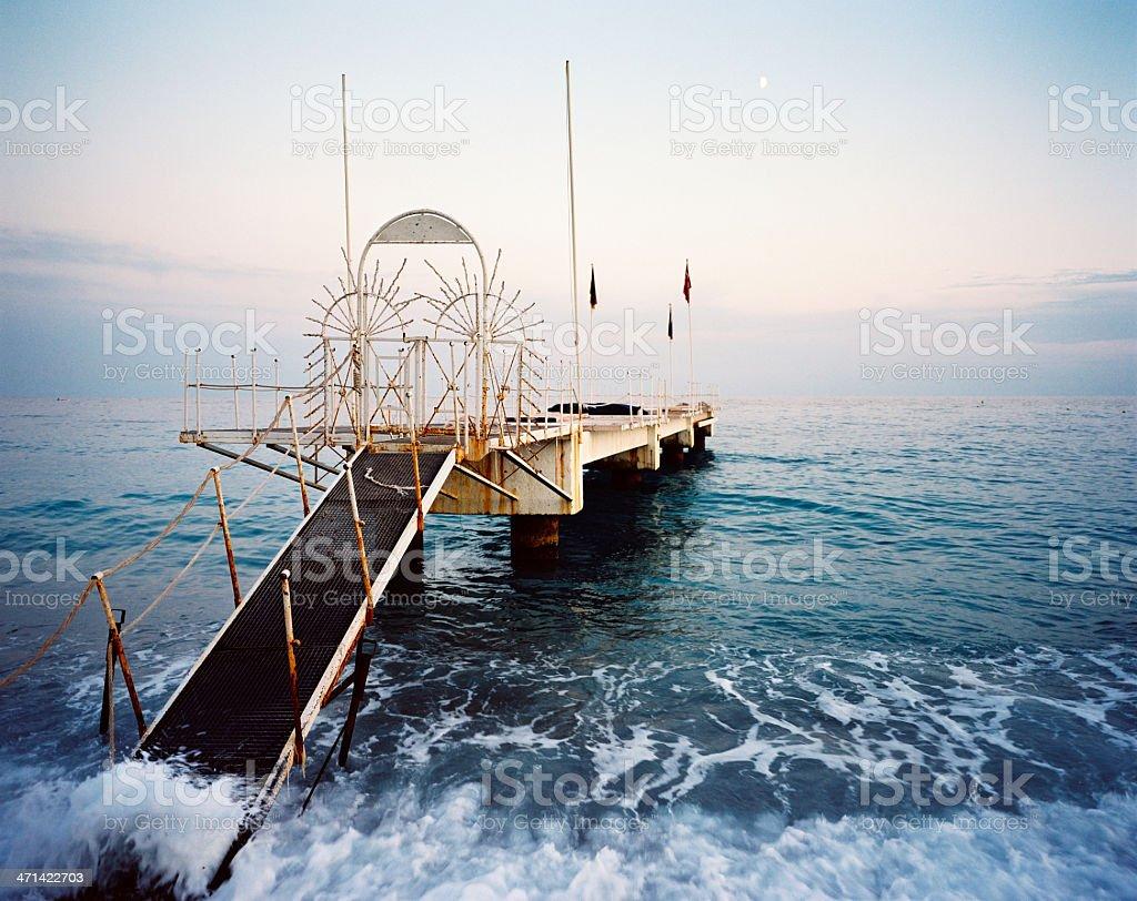 Nice, Cote d'Azur royalty-free stock photo