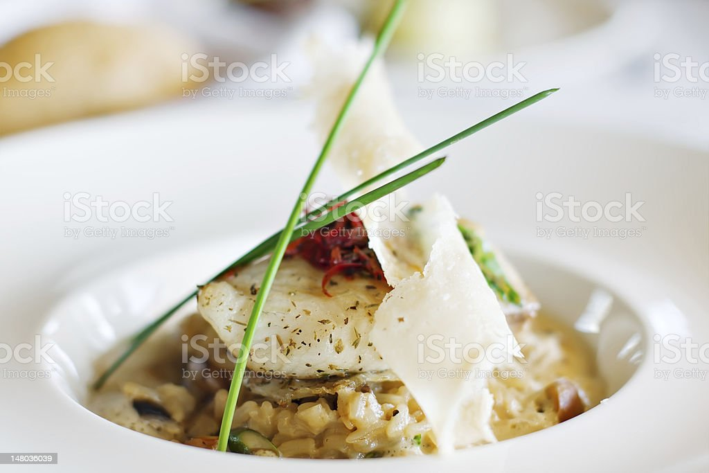 Nice Delicious Food royalty-free stock photo
