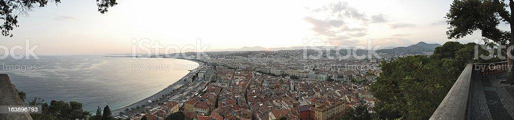Nice, France, Alpes-Maritimes stock photo