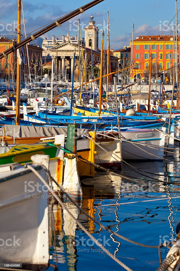 Nice France royalty-free stock photo