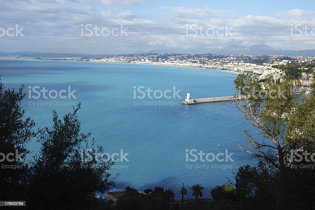 Nice, France royalty-free stock photo