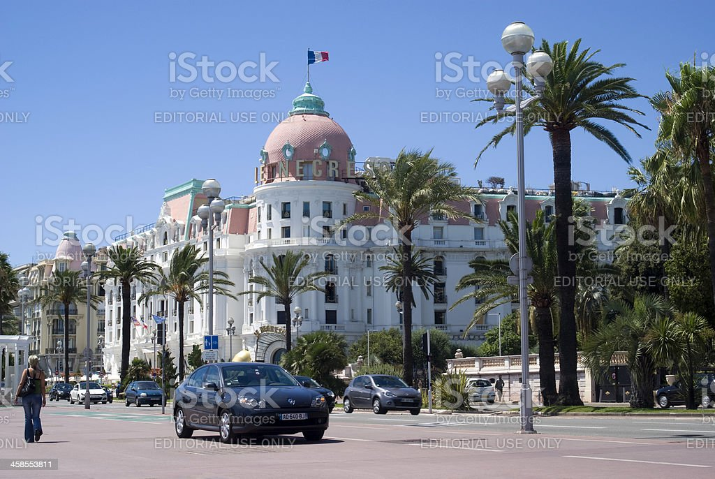 Nice, France stock photo