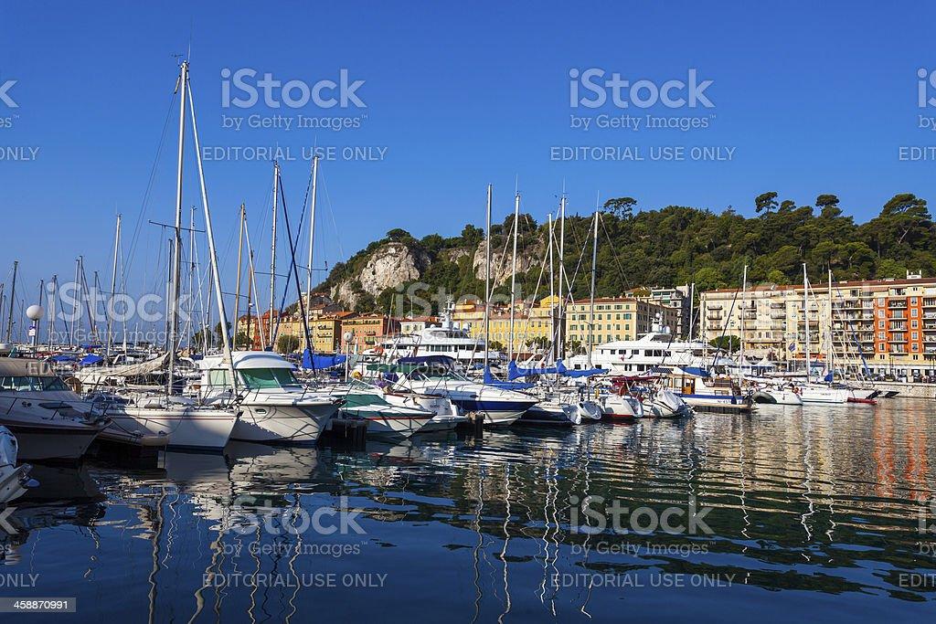 Nice, France stock photo