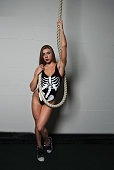 nice girl with a rope