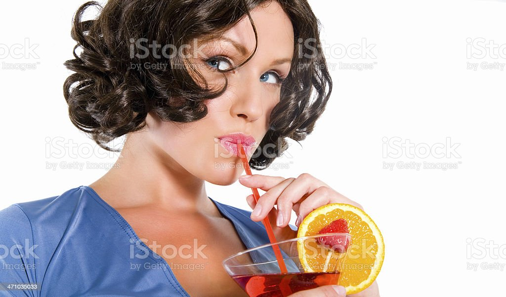 Nice Party stock photo