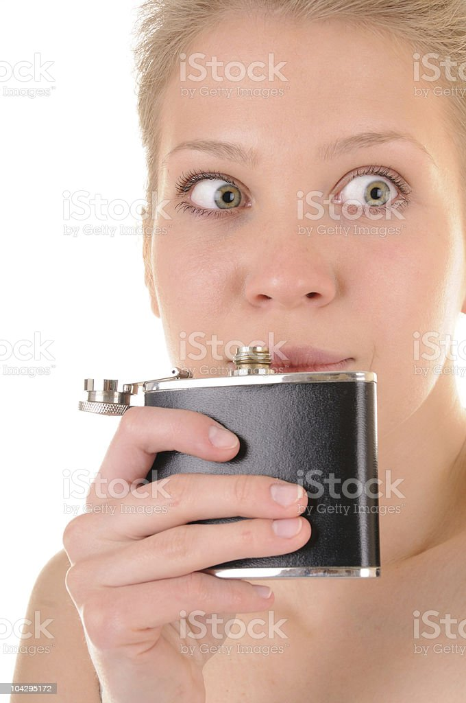 Nice smell stock photo