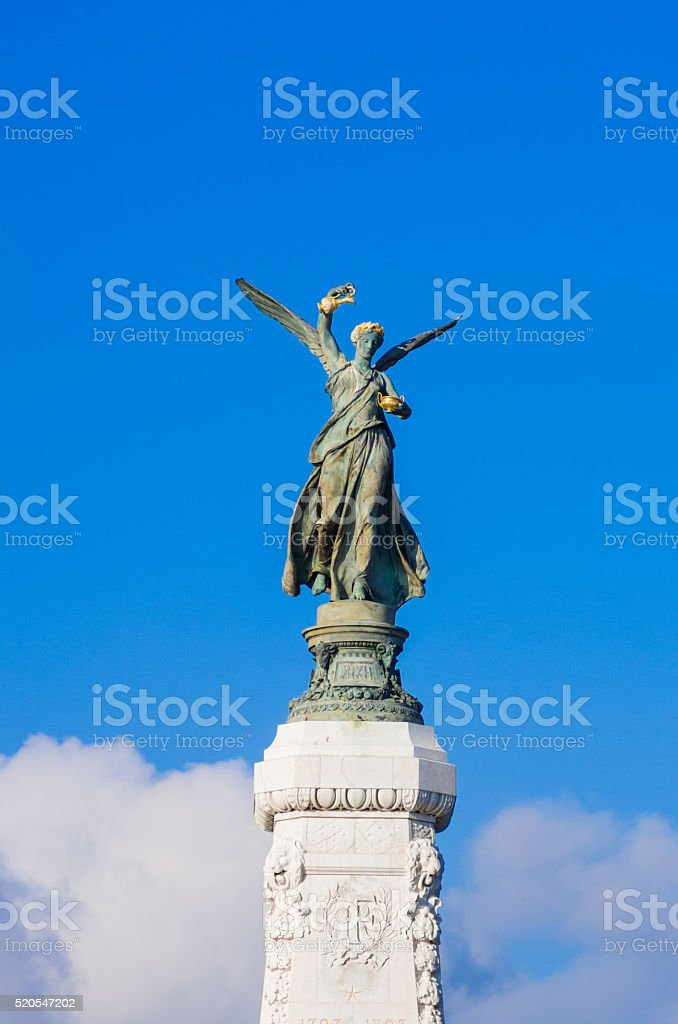Nice, south of France stock photo