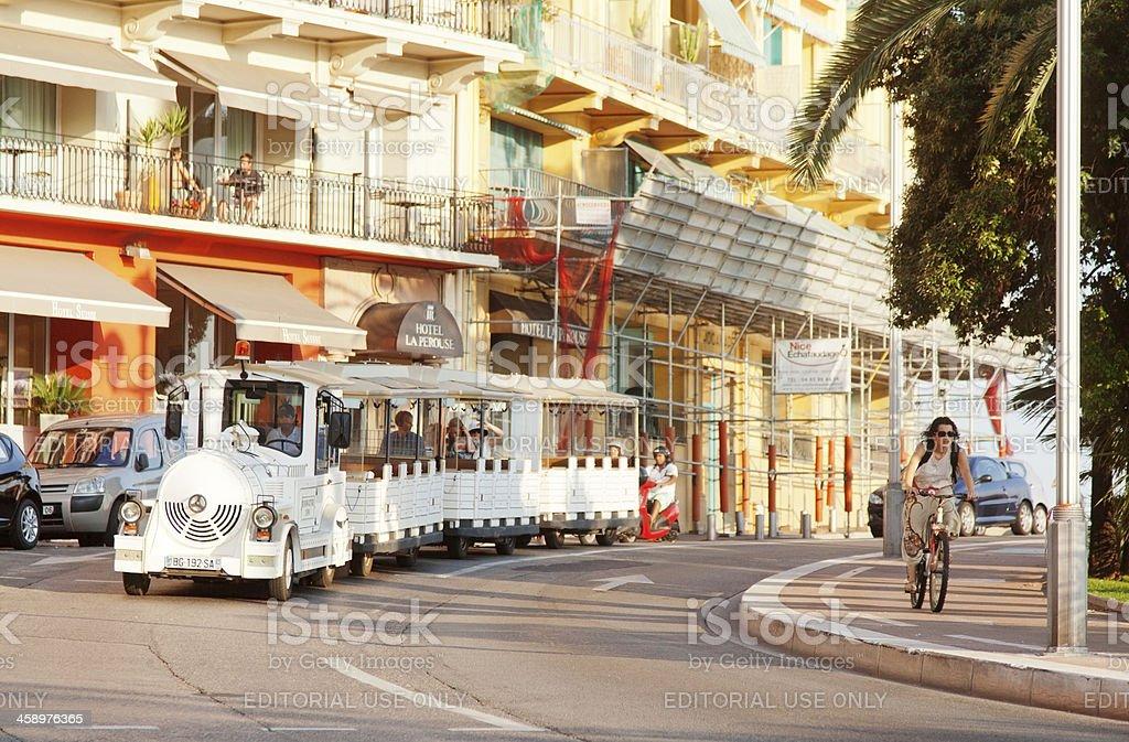 Nice streets royalty-free stock photo