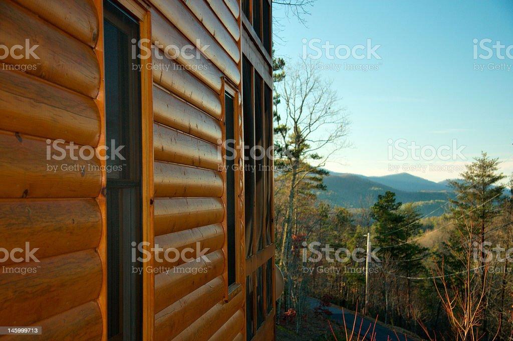 Nice View stock photo