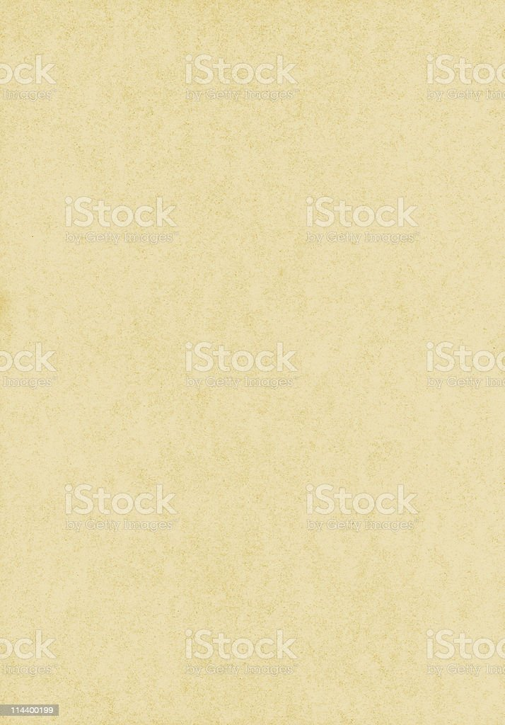 Nicely textured light brown paper stock photo