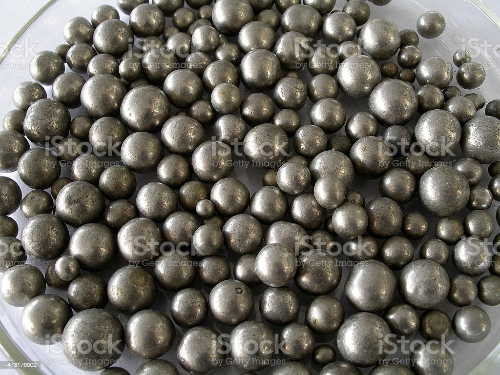 nickel stock photo