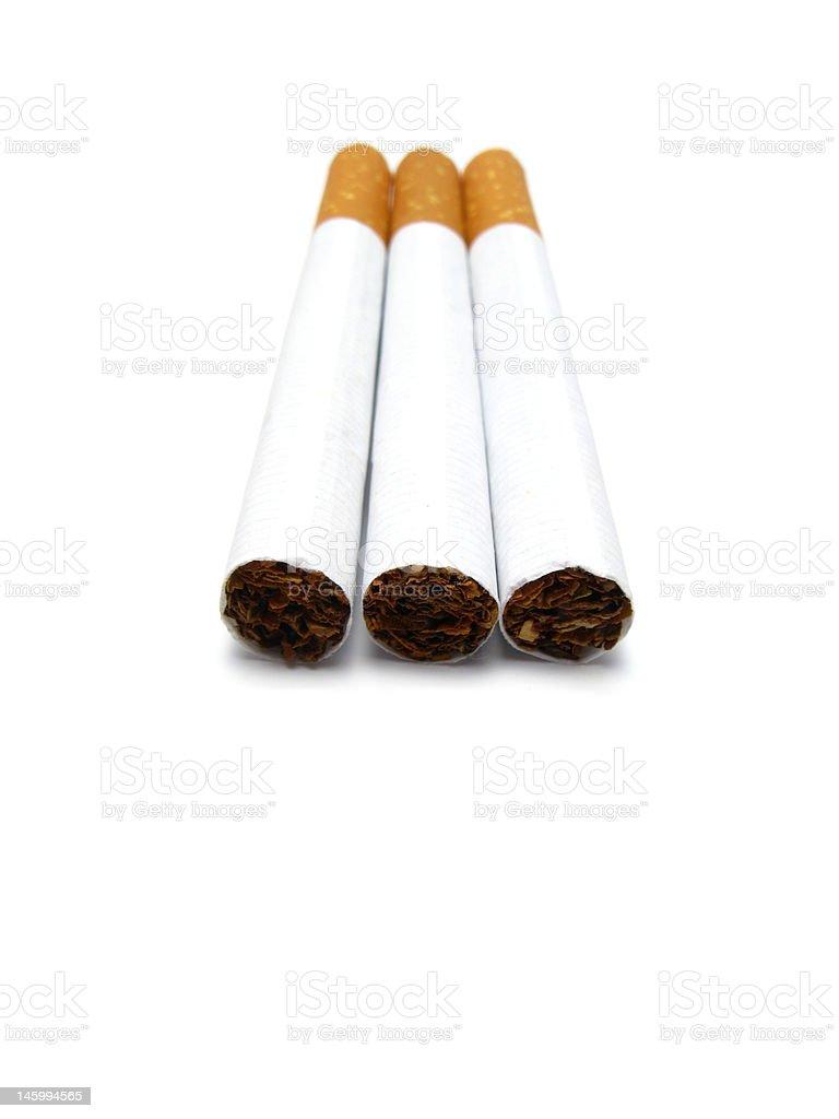 nicotine royalty-free stock photo