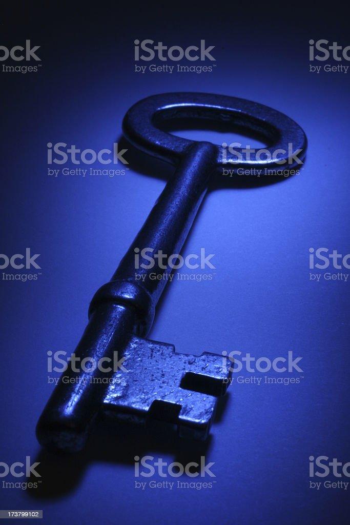 Night Key royalty-free stock photo