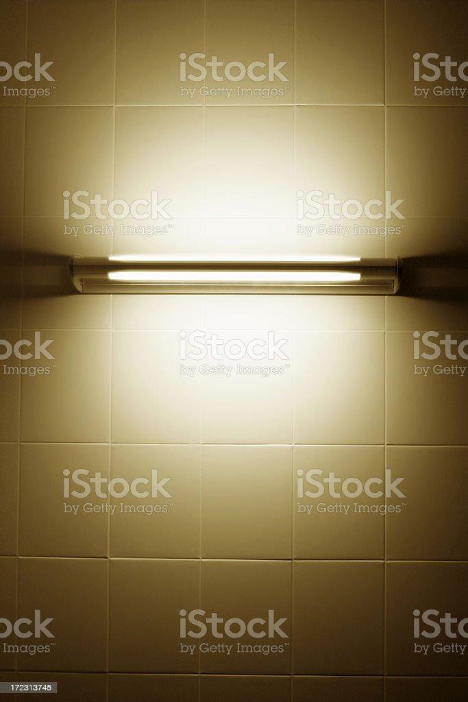 Night lamp royalty-free stock photo