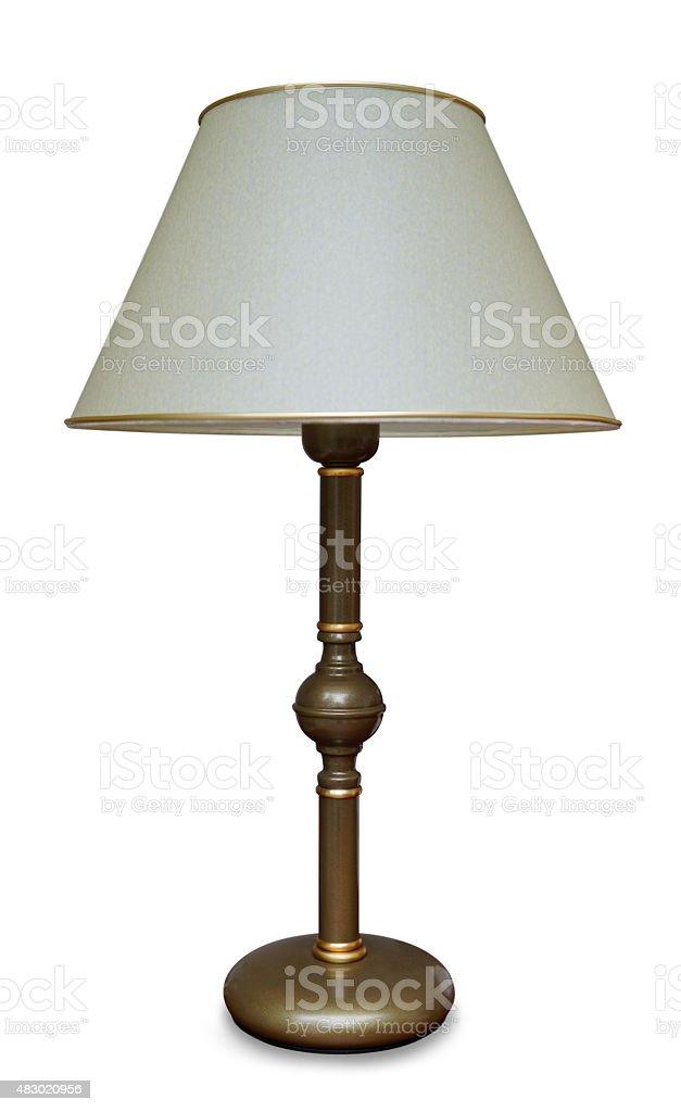 Night Lamp stock photo