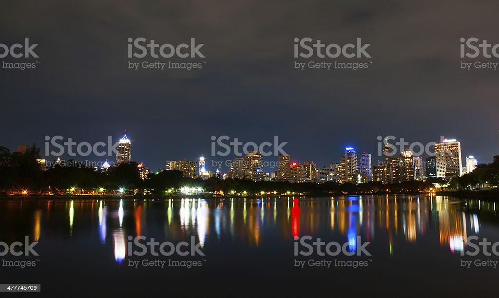 Night light. royalty-free stock photo