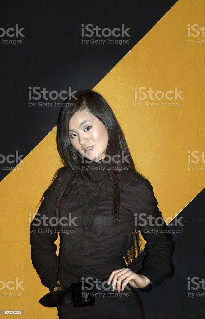 Night series royalty-free stock photo