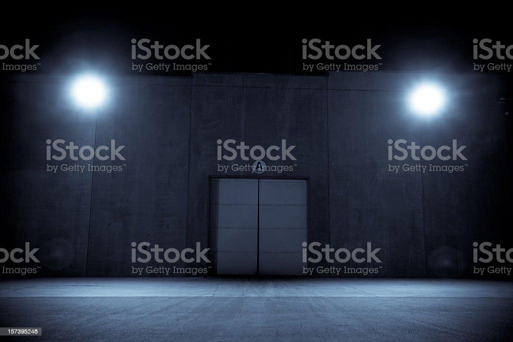 Night Shadows stock photo