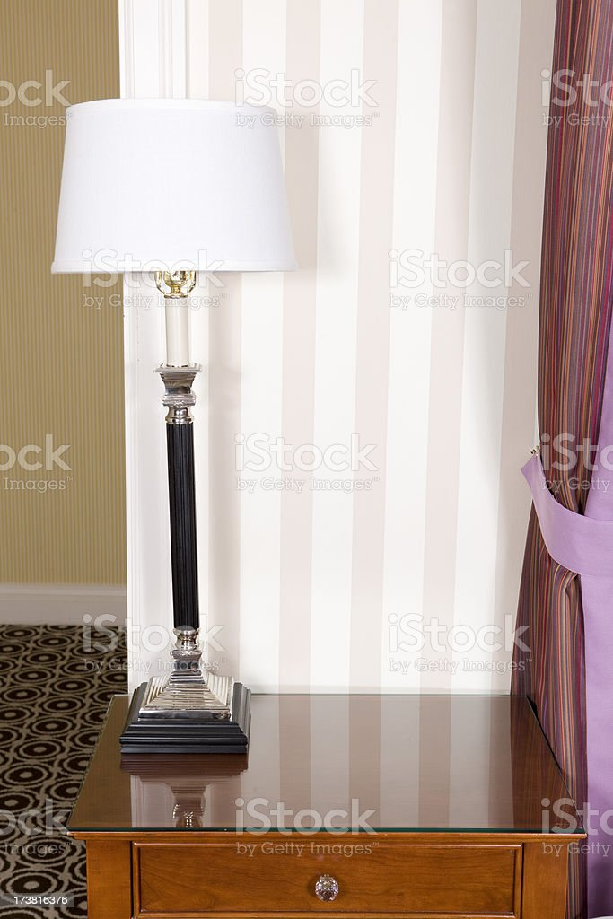 Night table royalty-free stock photo