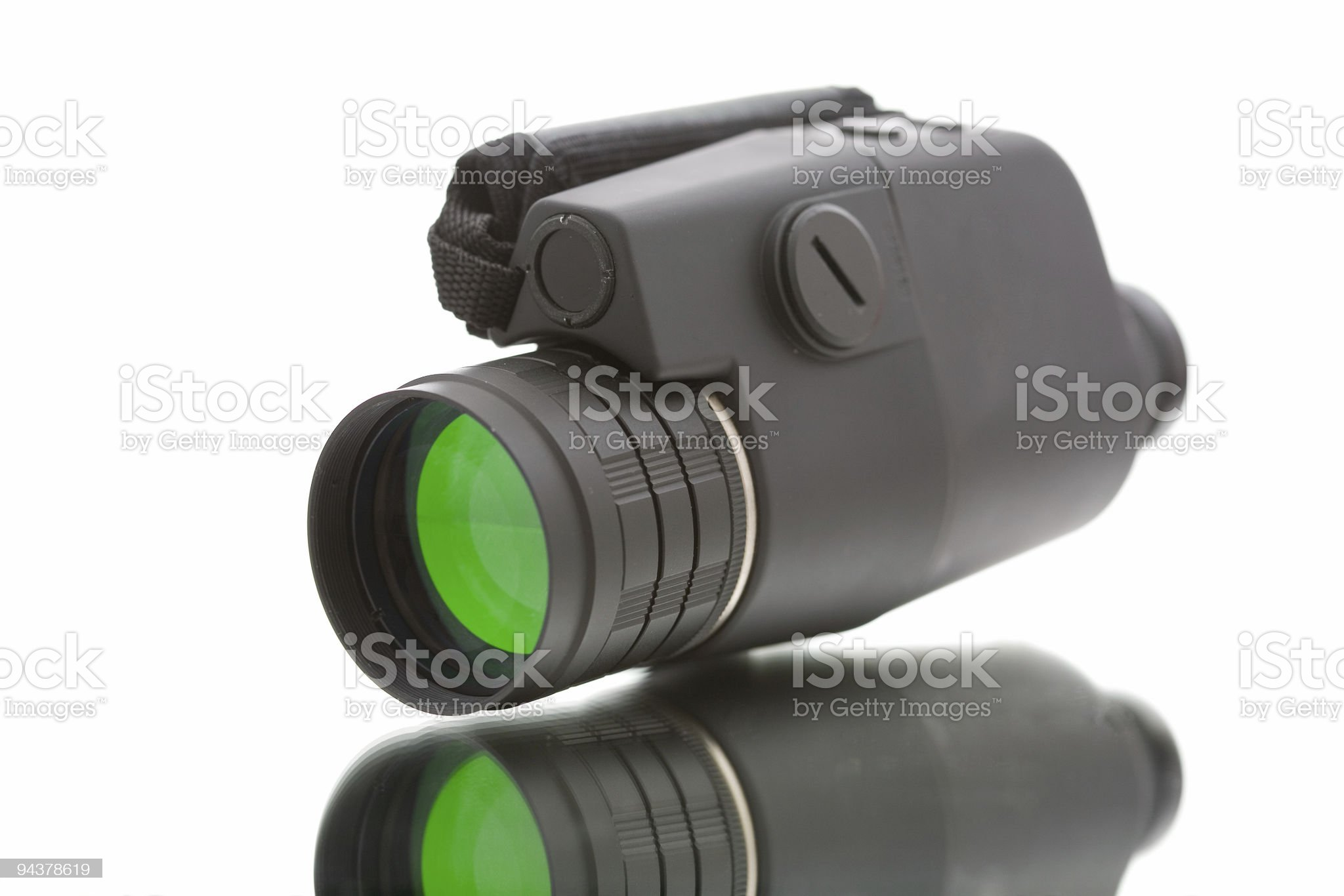 Night vision device royalty-free stock photo