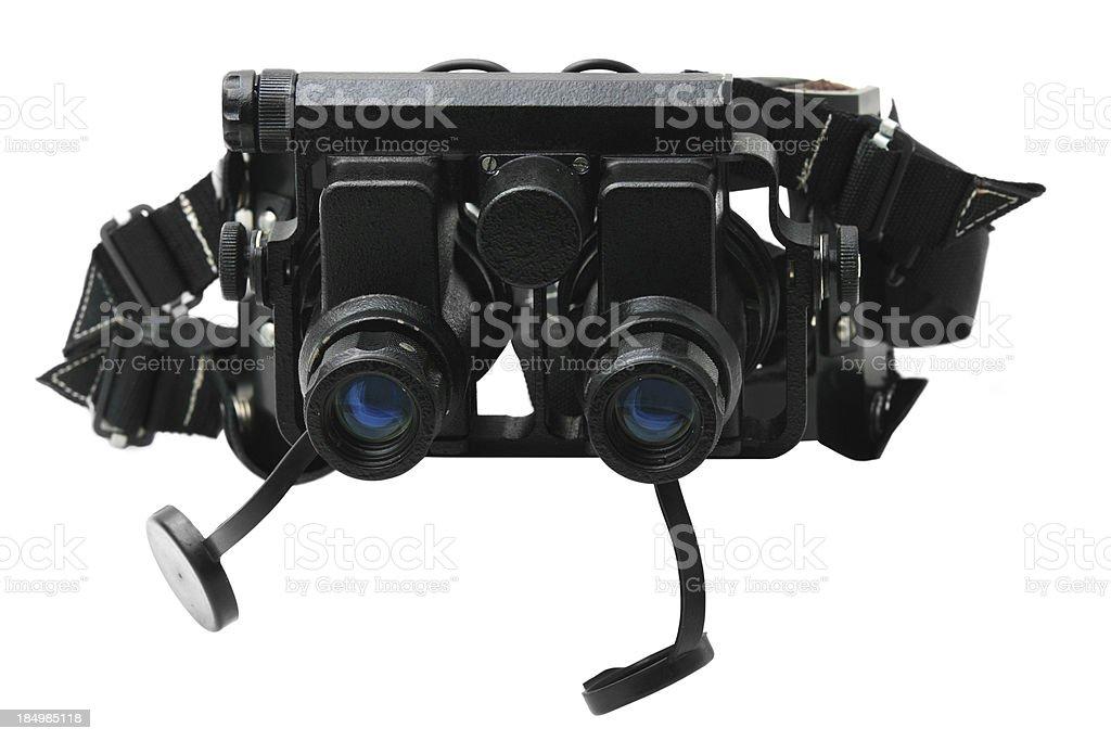 Night Vision Goggles stock photo