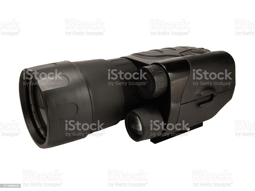 Night Vision Monocular stock photo