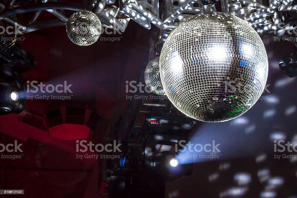 Nightclub. stock photo