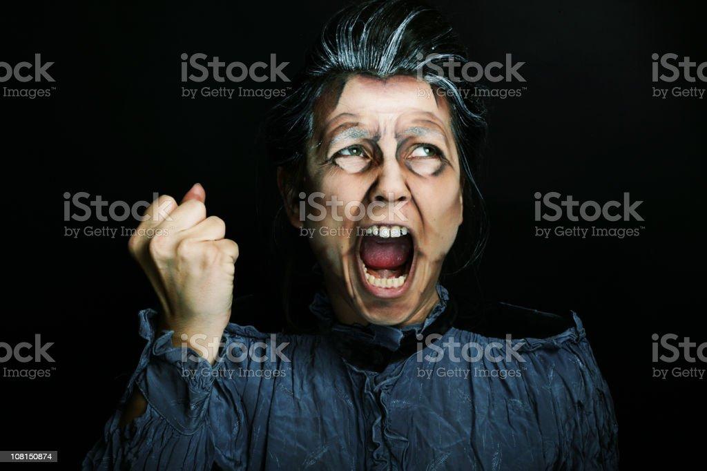 Nightmare stock photo