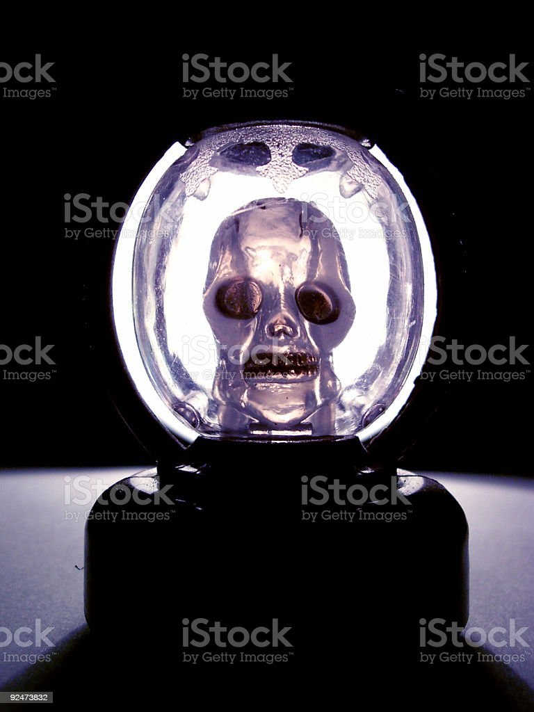 Nightmare royalty-free stock photo