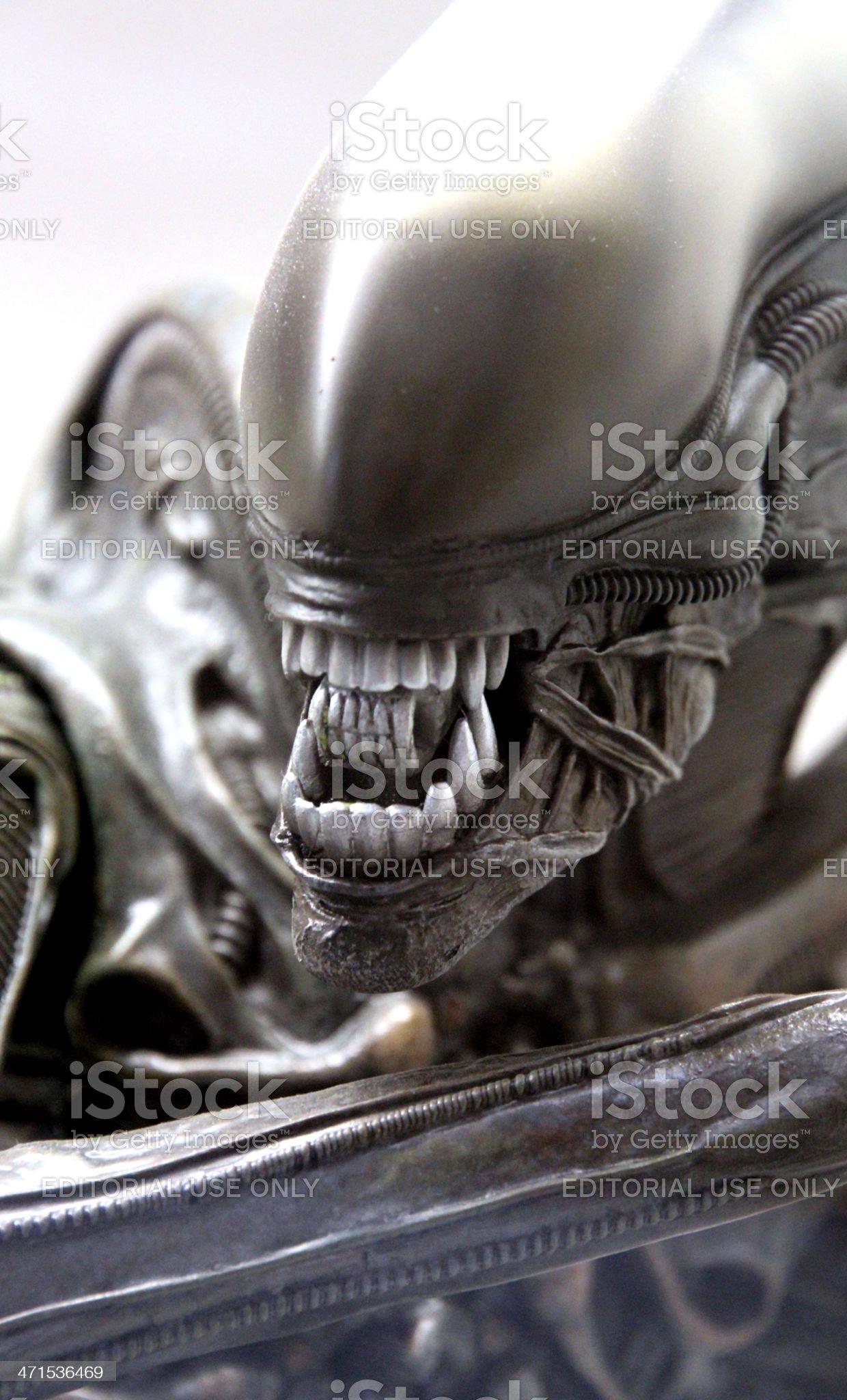 Nightmares royalty-free stock photo