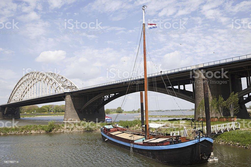 Nijmegen # 3 XXXL stock photo