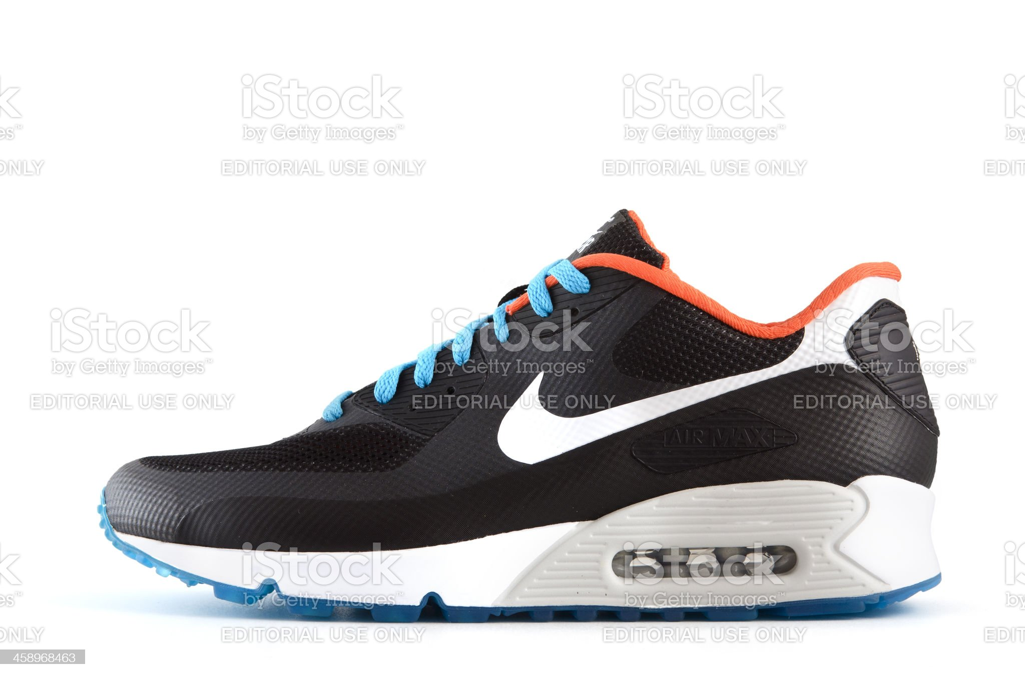 Nike Air Max 90 Hyperfuse trainer royalty-free stock photo