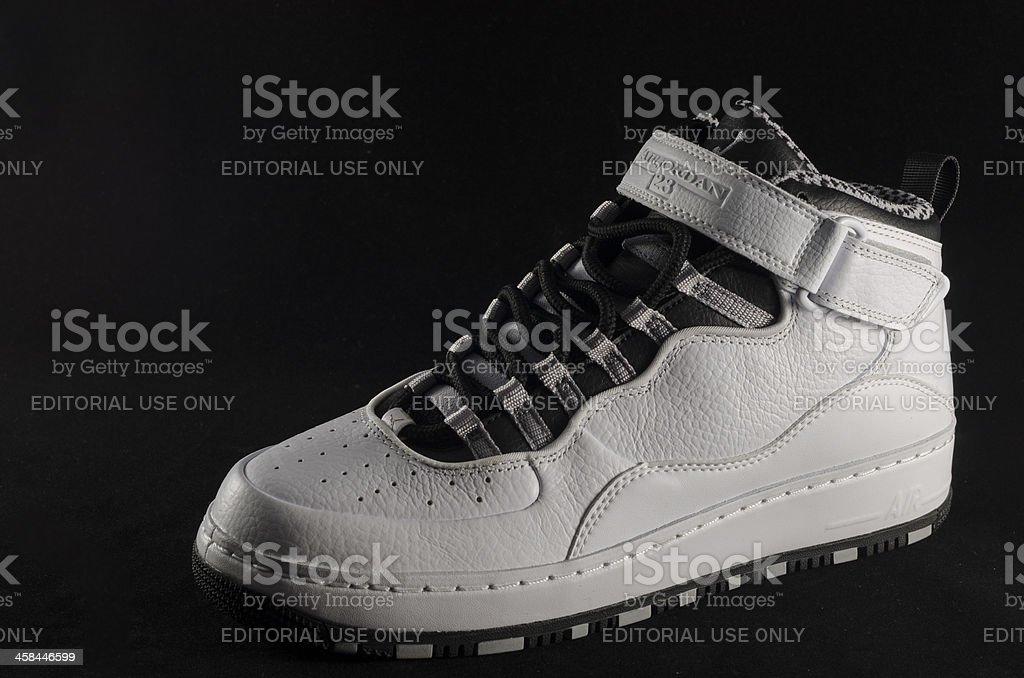 Nike AJF 10 royalty-free stock photo