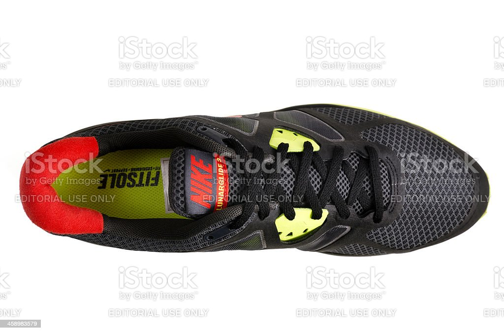 Nike Trainer royalty-free stock photo