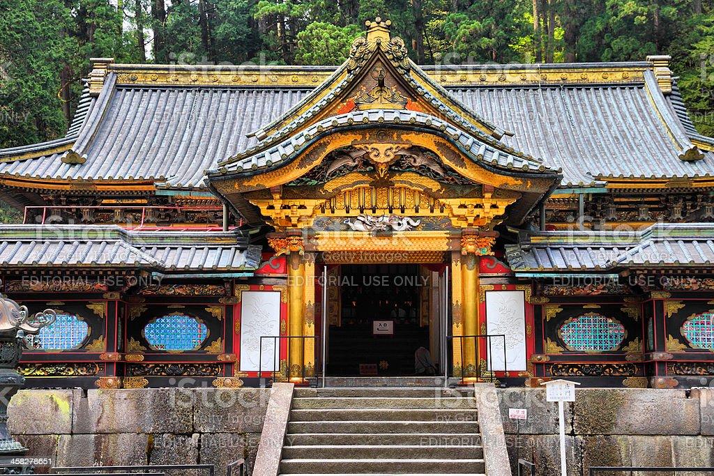 Nikko, Japan royalty-free stock photo