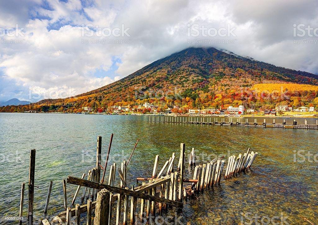 Nikko National Park stock photo