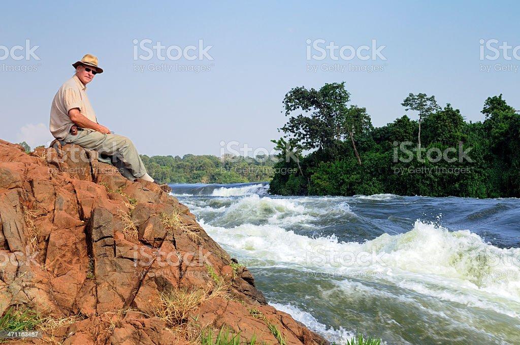 Nile River Explorer royalty-free stock photo