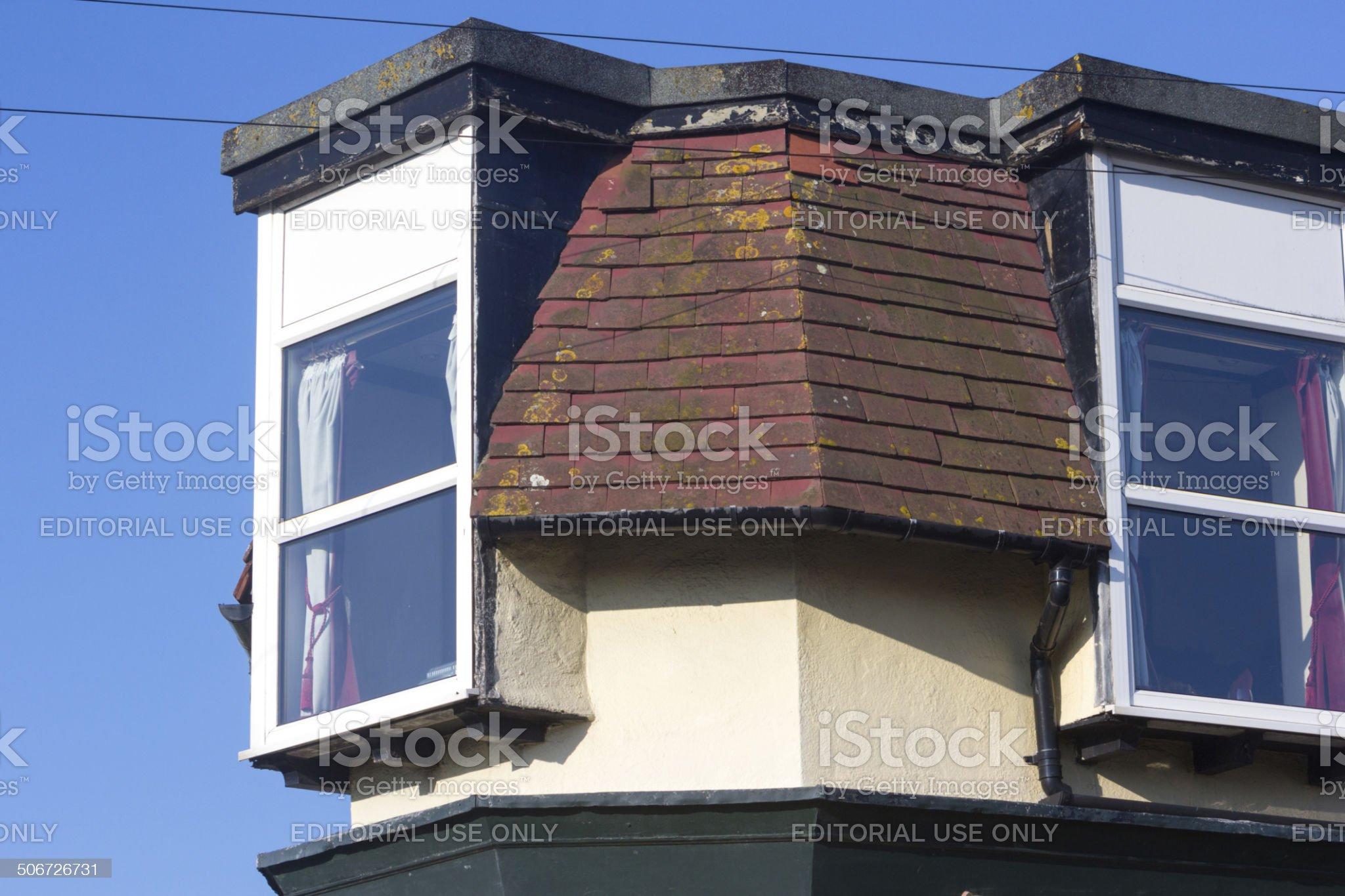 Nineteenth Hole in Margate, England royalty-free stock photo